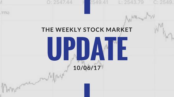 Weekly Stock Market UPDATE 10/06/17